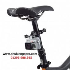 Kẹp ghidong xe máy loại lớn gắn GoPro SJcam Xiaoyi