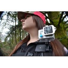 Kẹp vai balo cho GoPro Sjcam Yicamera