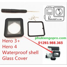 Thay thế mặt kính vỏ chống nước cho GoPro 3+ 4