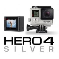 GoPro Hero 4 Silver Chính Hãng