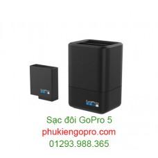 Pin sạc đôi GoPro Hero 7 6 5