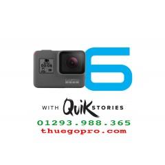 Cho thuê GoPro 6 Black
