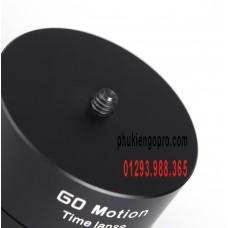 Đế chụp timelapse 360 độ cho GoPro Sjcam Yicamera điện thoại