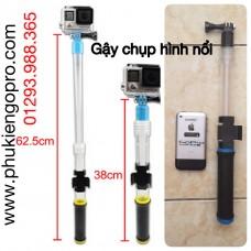 Gậy chụp hình phao nổi cho GoPro Sjcam Yi camera