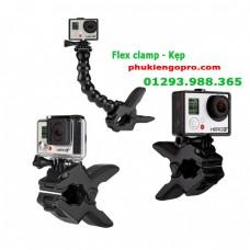 Kẹp Jaws Flex Clamp cho GoPro Sjcam Xiaoyi