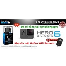 Máy quay GoPro HERO 6 Black chính hãng cũ