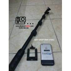 Gậy chụp hình cho GoPro Yicamera Sjcam - Monopod Stick for GoPro
