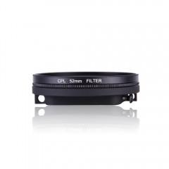 Kính lọc Filter CPL 52mm cho GoPro Hero 7 6 Black 5 4