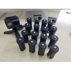 Mini Tripod xếp gọn cho máy quay GoPro