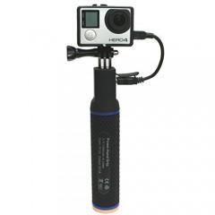 Pin sạc kiểu dáng tay cầm Wasabi cho GoPro 3 3+ 4 Yi Camera Sjcam Sony Actioncam