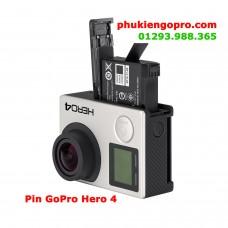 Pin GoPro Hero 4 Balck Silver Batteries for GoPro Hero 4