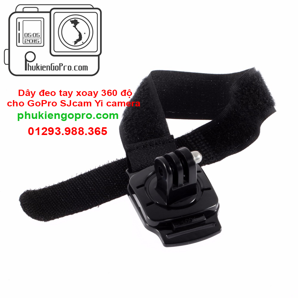 day deo tay hand strap for gopro
