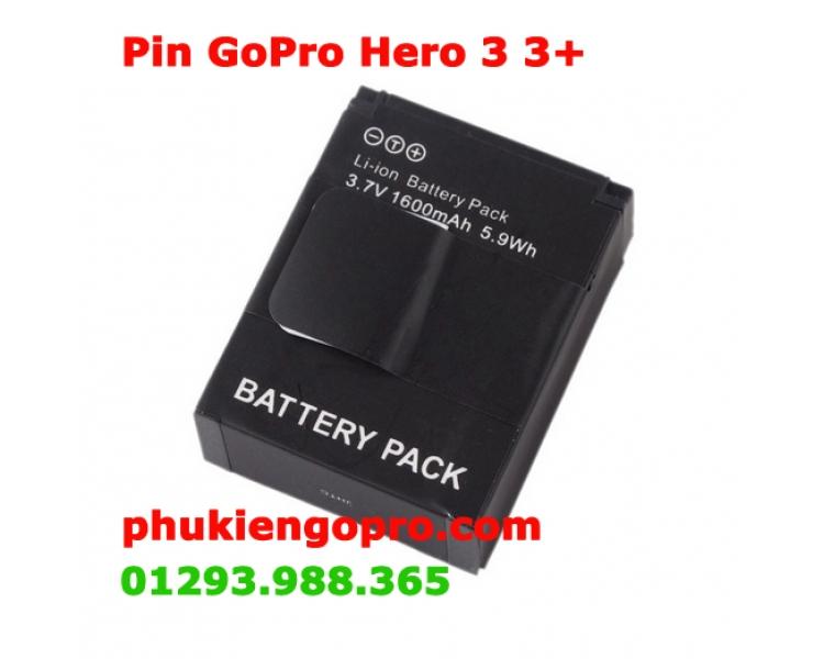 Pin GoPro Hero 3
