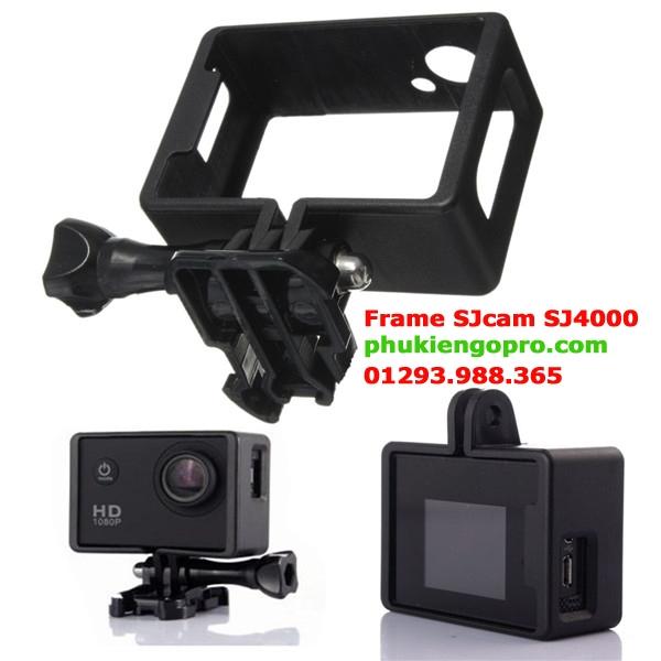 Frame nhựa sj4000 wifi
