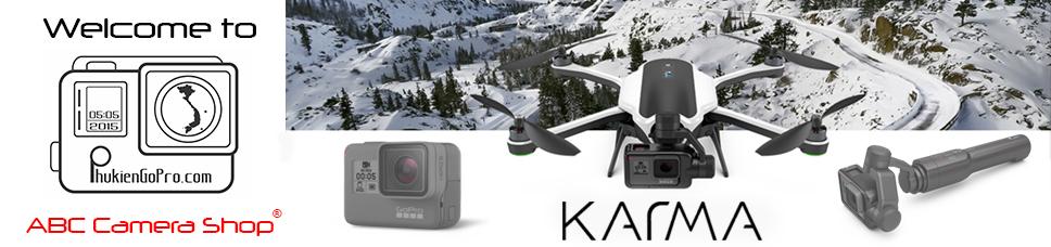 Phụ Kiện máy quay GoPro chính hãng Hcm Sài Gòn